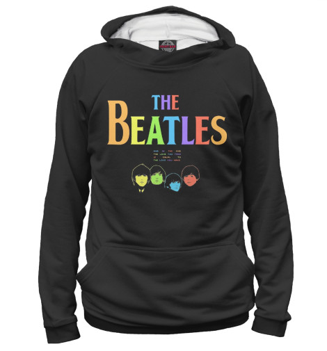 Худи Print Bar The Beatles