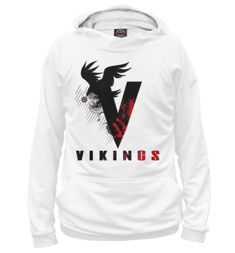 Купить Женское худи Vikings VIK-584723-hud-1