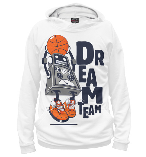 Худи Print Bar Dream team все цены