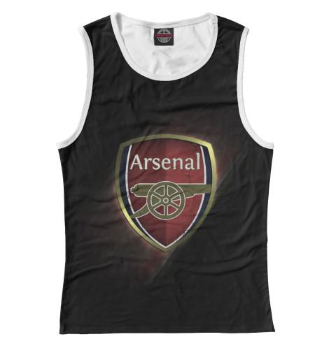 Майка Print Bar FC Arsenal arsenal puma сумка для обуви puma arsenal camo fan 07492401