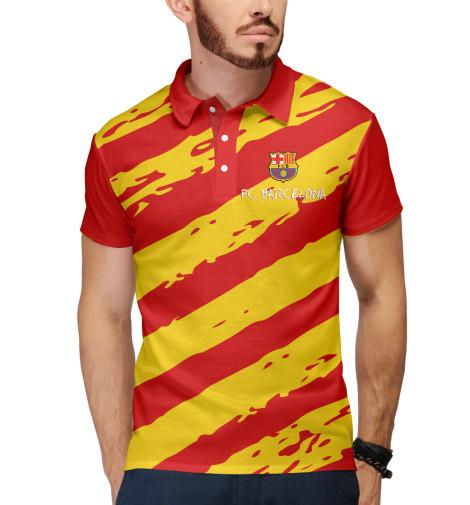 Поло Print Bar FC Barcelona поло print bar barcelona