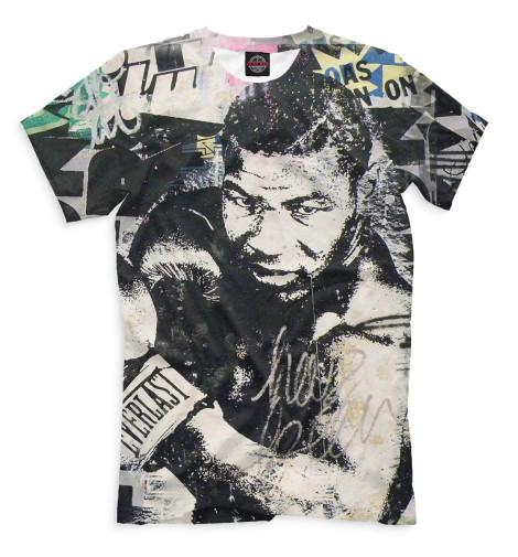 Мужская футболка Фото с афтографом