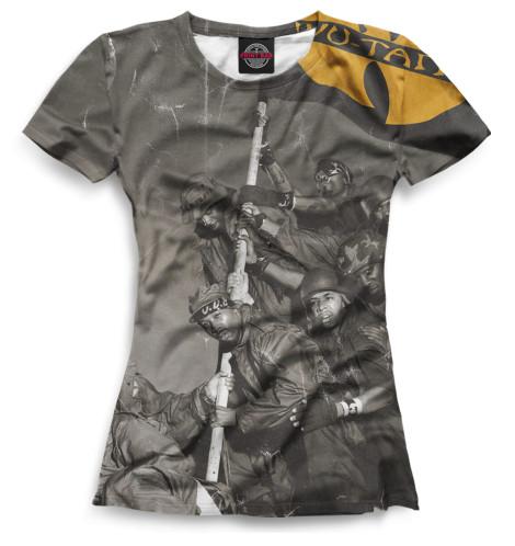 Женская футболка Wu-Tang Clan