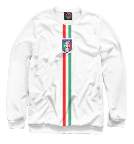 Свитшот Print Bar Сборная Италии свитшот print bar сборная германии