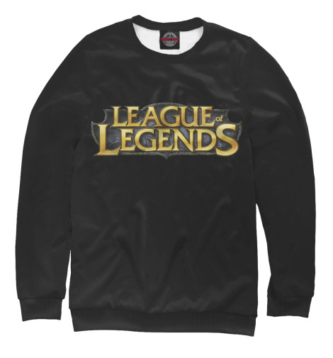 Свитшот Print Bar League of Legends