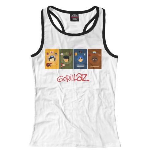 Купить Женская майка-борцовка Gorillaz GLZ-972677-mayb-1