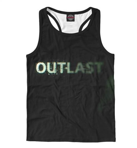 Майка борцовка Print Bar Outlast памперсы outlast 2