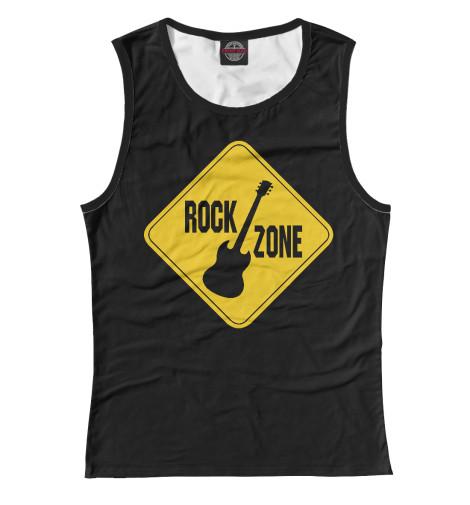 Майка Print Bar Rock Zone майка print bar lets rock