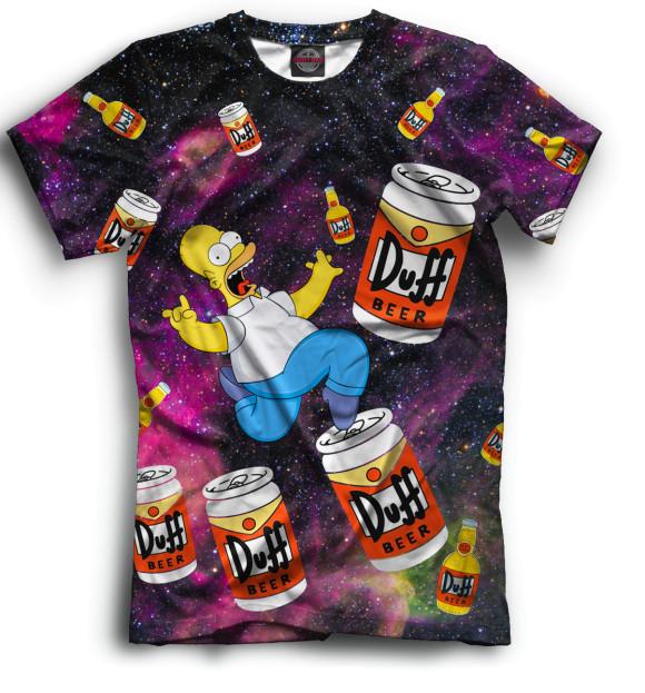 Купить Мужская футболка Гомер SIM-849856-fut-2