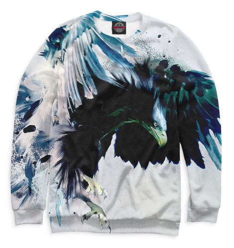 Женский свитшот Орёл