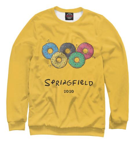 Свитшот Print Bar Springfield 2020