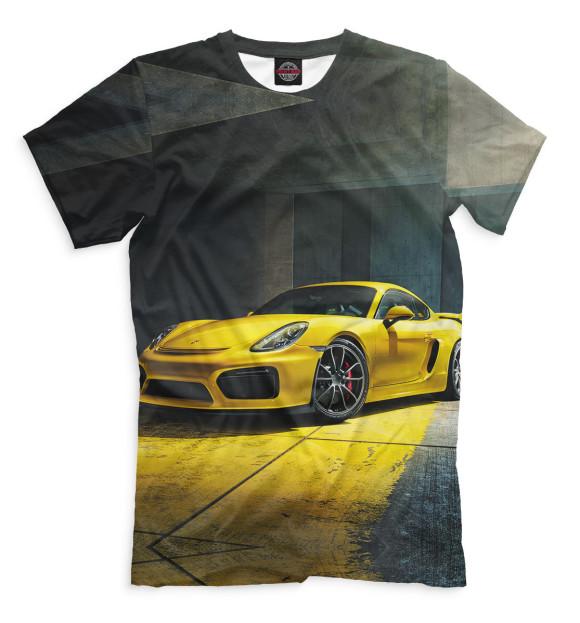 Купить Мужская футболка Porsche SPC-110226-fut-2