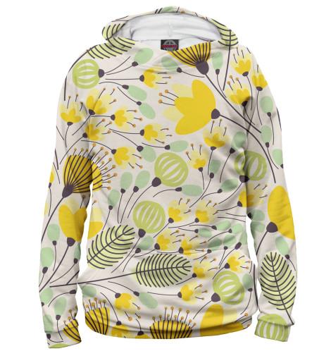 Купить Мужское худи Цветы CVE-332622-hud-2