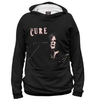 Женское Худи The Cure. Robert Smith