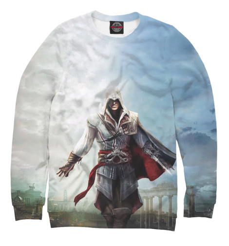 Свитшот Print Bar Assassin's Creed Ezio Collection свитшот print bar pixel ezio