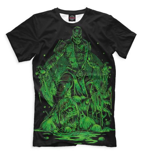Мужская футболка Reptile