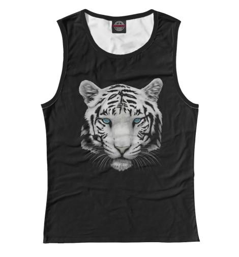 Майка Print Bar Белый тигр футболка print bar белый тигр