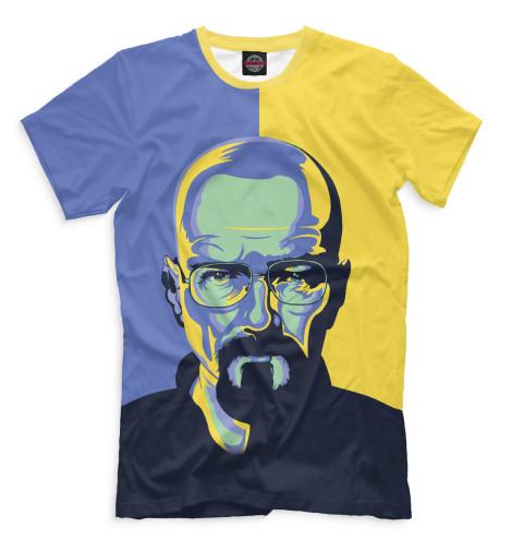 Купить Мужская футболка Хайзенберг VVT-848746-fut-2