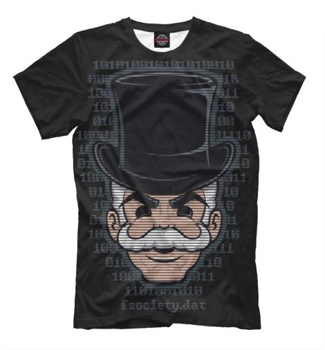 Купить Мужская футболка Mr.Robot MRR-666058-fut-2