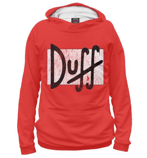 Купить Женское худи Пиво Duff SIM-263677-hud-1