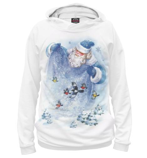 Купить Худи для мальчика Дед Мороз NOV-520560-hud-2