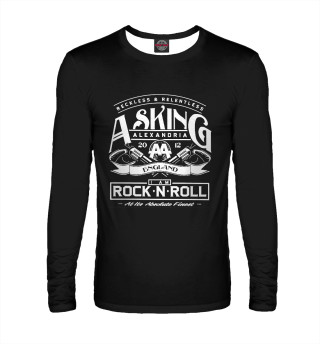 Мужской лонгслив Asking Alexandria