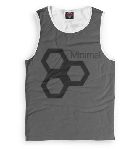 Мужская майка TranceВсе майки изготавливаются в Москве на нашем производстве и состоят из высококачественного материала кулирная гладь &amp;ndash; эта одна из самых долговечных и стойких к износу тканей. Благодаря этому, качество изображения на футболке получается наиболее ярким и насыщенным и выдерживает любое количество стирок.<br><br>Размер INT: 2XS,XS,S,M,L,XL,XXL,XXXL,4XL,5XL,104,110,116,122,128,134,140,146,152,158<br>Цвет: Белый<br>Пол: Мужской<br>Материал: Хлопок