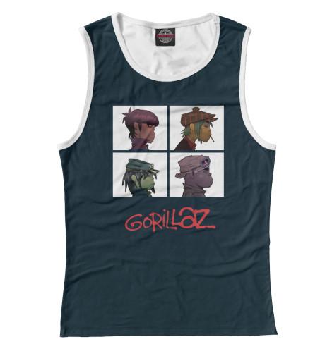 Купить Майка для девочки Gorillaz GLZ-838816-may-1