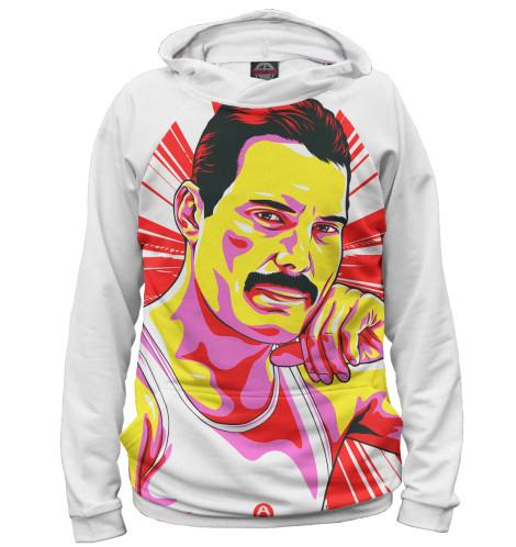 Худи Print Bar Freddie Mercury худи print bar dino gnar