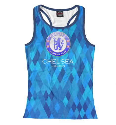 Майка борцовка Print Bar Chelsea