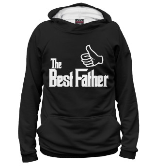 Женское худи The Best Father