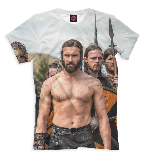 Мужская футболка Ролло