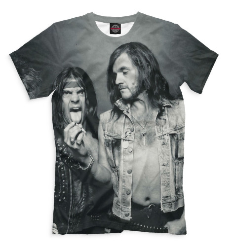 Купить Мужская футболка Motorhead MOT-401233-fut-2