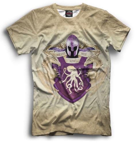 Мужская футболка Символ Грейджой