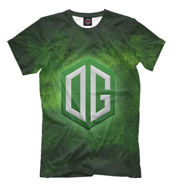 Мужская футболка OG Mix DO2-761657-fut-2  - купить со скидкой