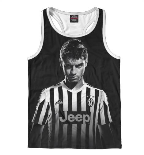 Майка борцовка Print Bar FC Juventus juventus tigres