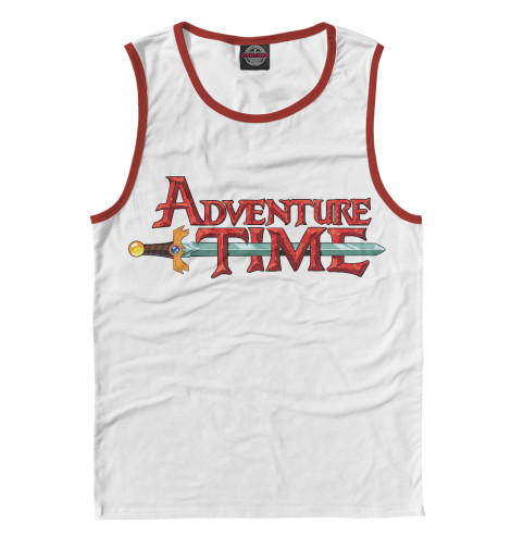 Купить Мужская майка Adventure Time ADV-441606-may-2