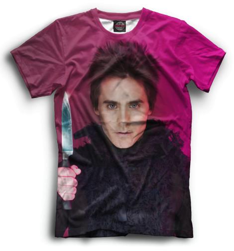 Мужская футболка Jared Leto