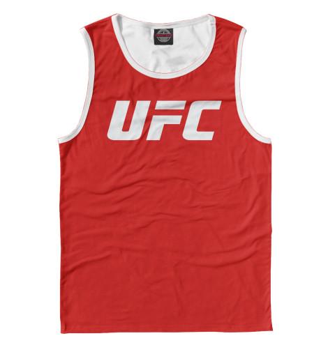 Майка Print Bar UFC Logo ufc 2 ps4