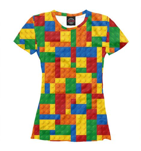 Футболка Print Bar Лего детская футболка классическая унисекс printio лего lego