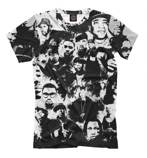 Купить Мужская футболка Хип хоп MZK-998679-fut-2