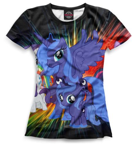 Женская футболка My Little Pony