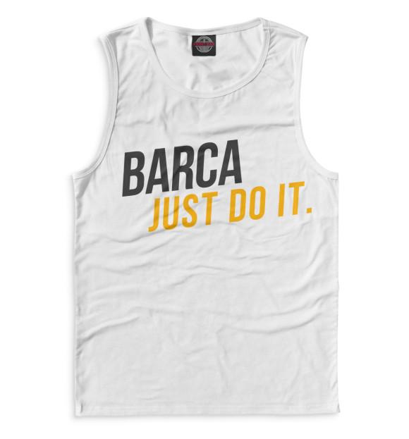 Купить Мужская майка Barca BAR-144665-may-2