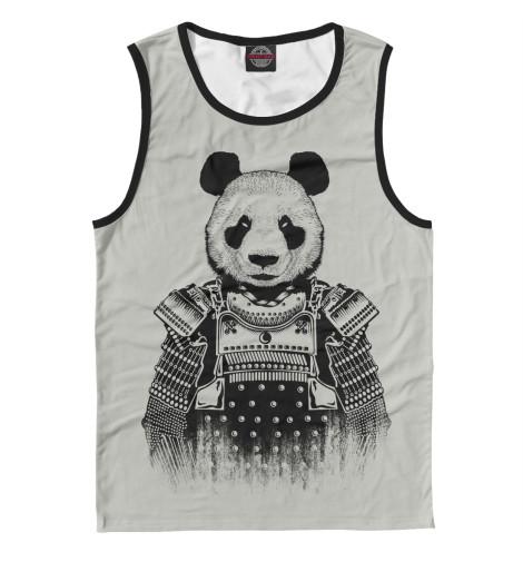 Майка Print Bar Panda Samurai майка print bar panda world