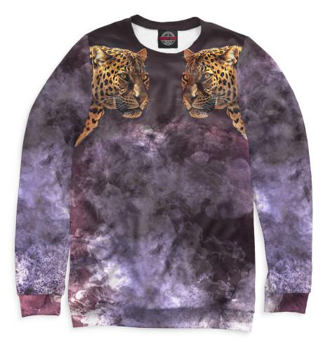 Купить Женский свитшот Леопард HIS-664198-swi-1