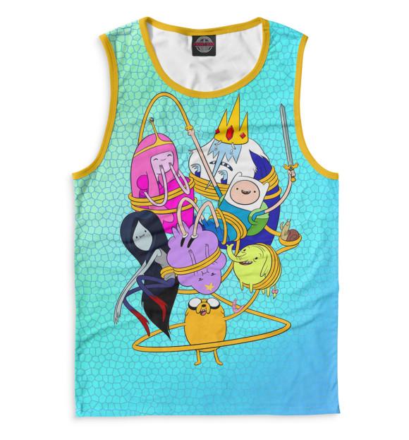 Купить Мужская майка Adventure Time ADV-721112-may-2