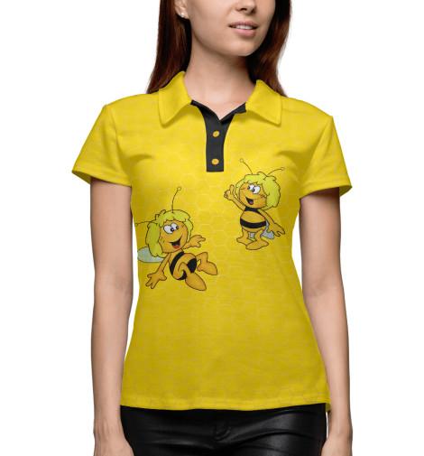 Поло Print Bar Пчелка Майя arteast подвеска пчелка