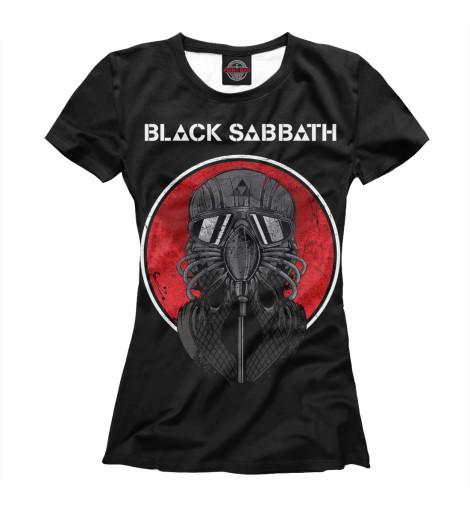 Купить Женская футболка Black Sabbath MZK-284068-fut-1