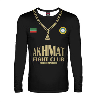 Мужской лонгслив Akhmat Fight Club