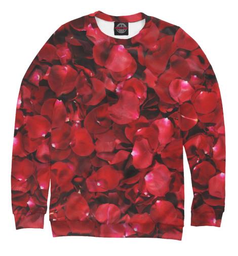 Свитшот Print Bar Лепестки роз